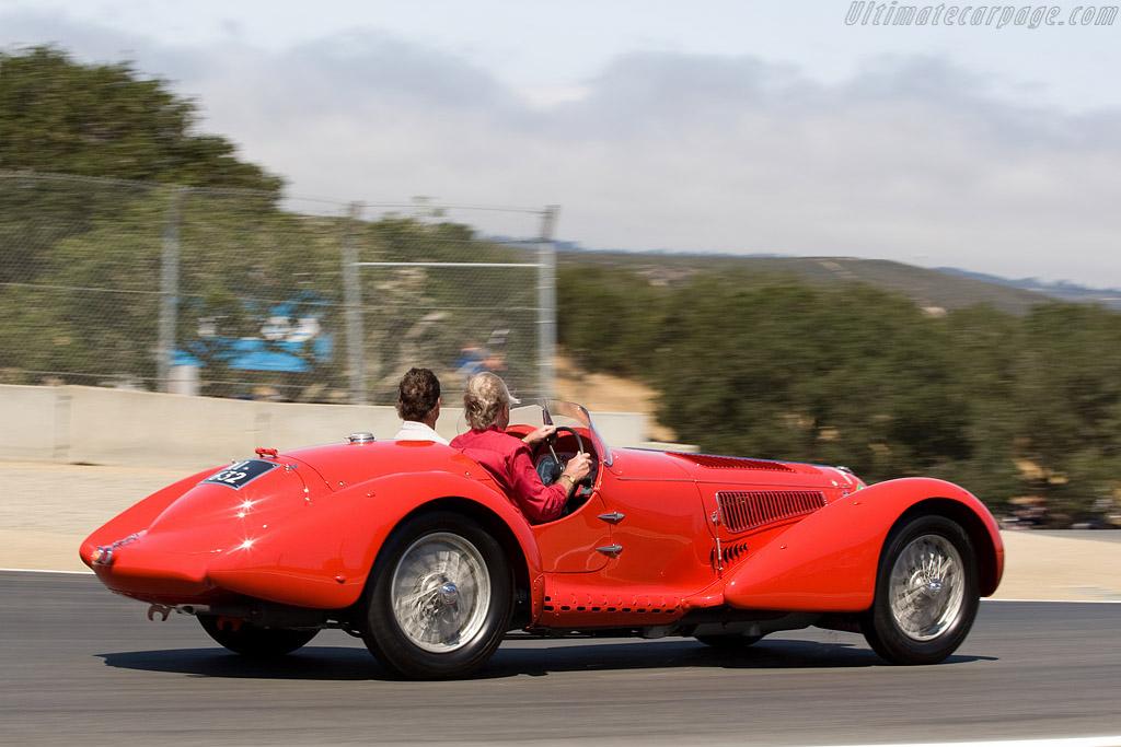 Alfa Romeo 8C 2900 MM    - 2008 Monterey Historic Automobile Races