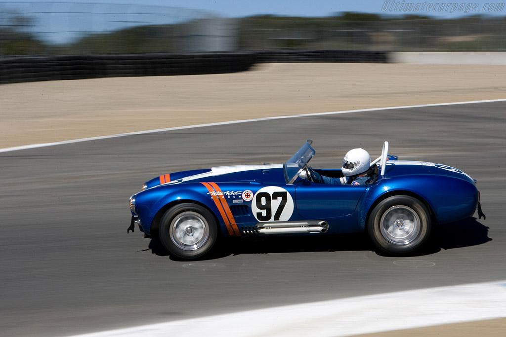 AC Cobra - Chassis: CSX2010   - 2008 Monterey Historic Automobile Races