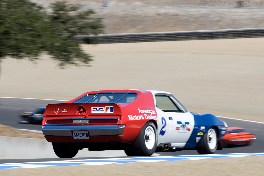 AMC Javelin - Chassis: RP70-1   - 2008 Monterey Historic Automobile Races