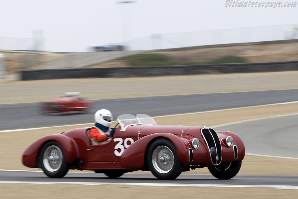 Alfa Romeo 6C 2500 SS    - 2008 Monterey Historic Automobile Races