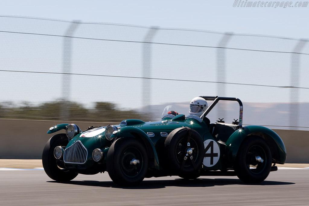 Allard J2 Roadster    - 2008 Monterey Historic Automobile Races