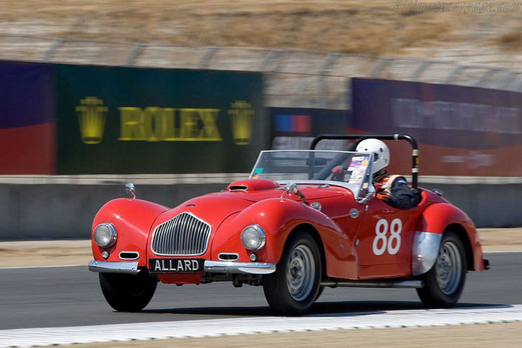 Allard K2    - 2008 Monterey Historic Automobile Races