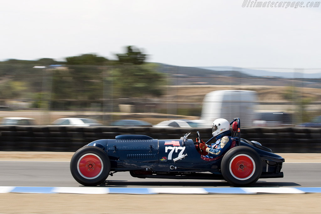 Baldwin Mercury Special    - 2008 Monterey Historic Automobile Races