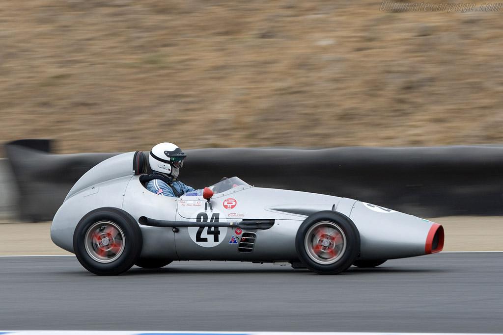 Bandini F-Jr    - 2008 Monterey Historic Automobile Races