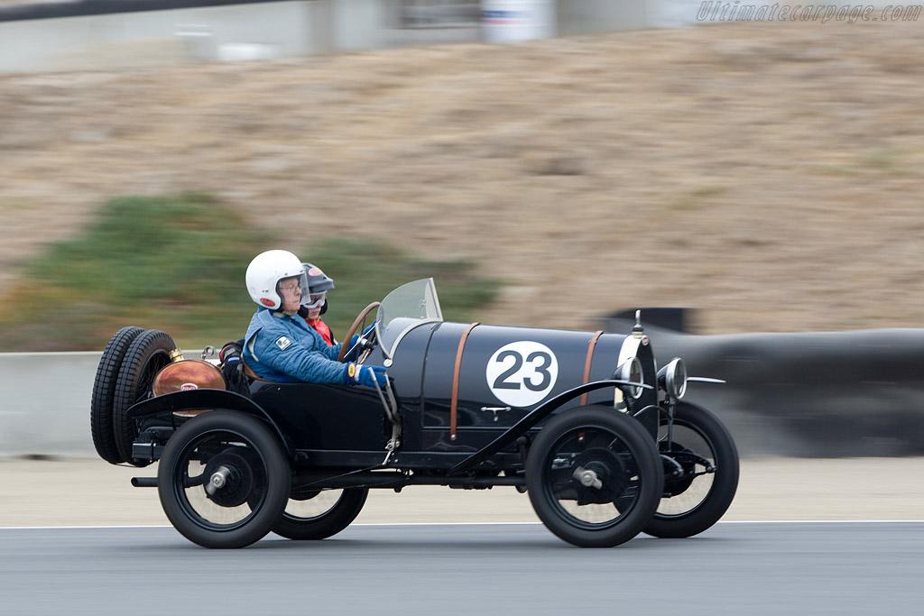 Bugatti Type 13    - 2008 Monterey Historic Automobile Races