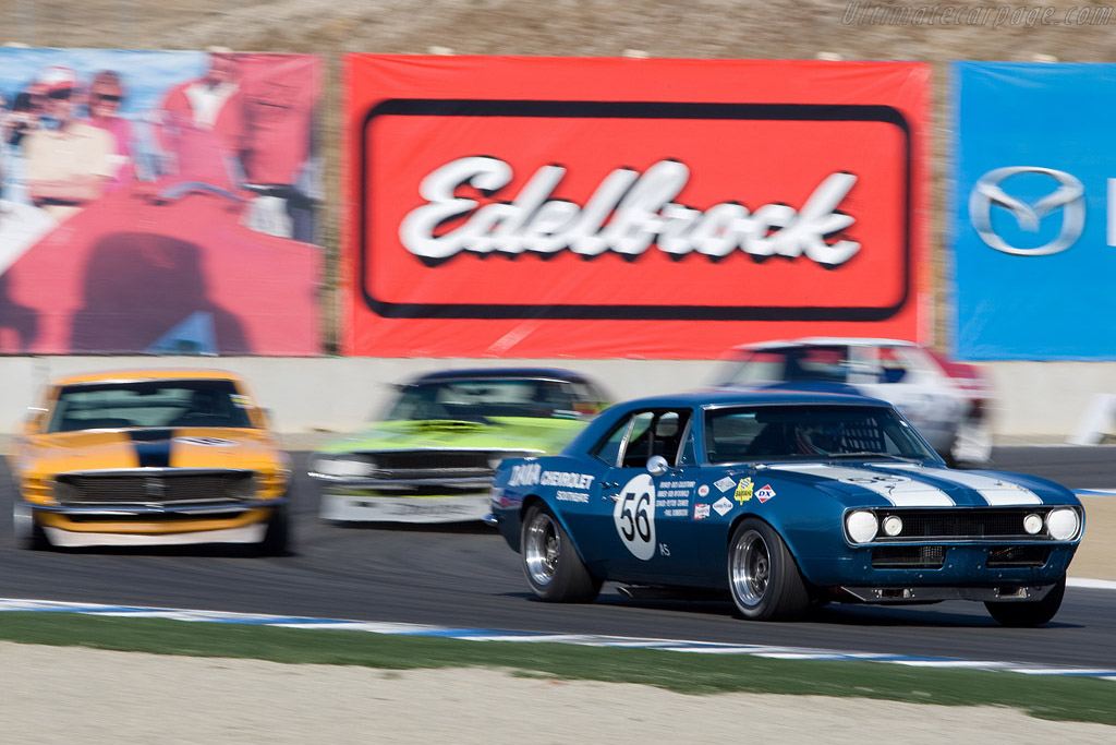Chevrolet Camaro    - 2008 Monterey Historic Automobile Races