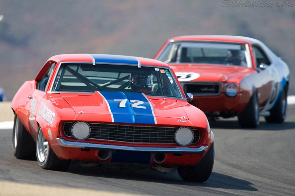 Chevrolet Camaro    - 2008 Monterey Historic Automobile Races