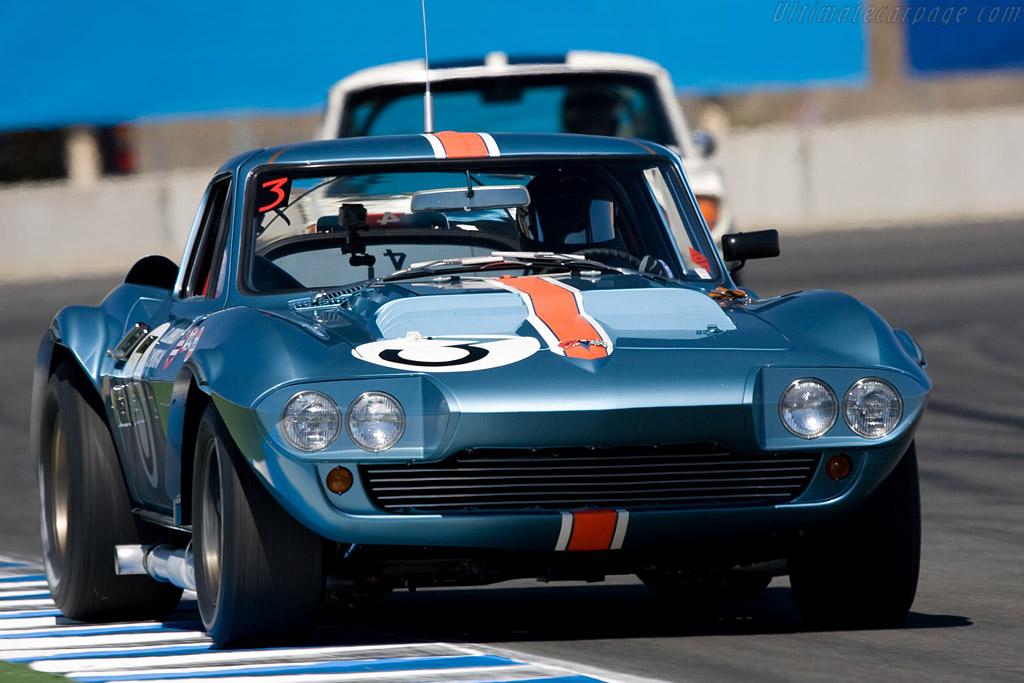 Chevrolet Corvette Grand Sport - Chassis: 004   - 2008 Monterey Historic Automobile Races