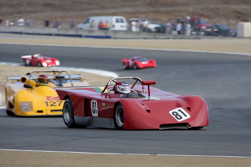 Chevron B16 Spyder - Chassis: SP1   - 2008 Monterey Historic Automobile Races