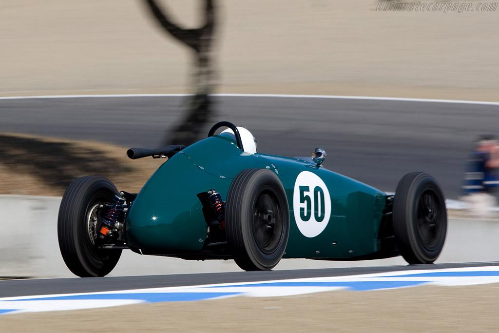 Dolphin F-Jr    - 2008 Monterey Historic Automobile Races