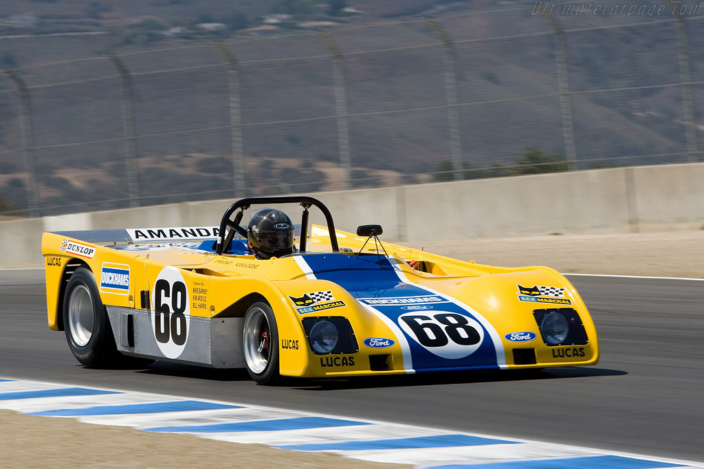 Duckhams LM - Chassis: LM-1   - 2008 Monterey Historic Automobile Races