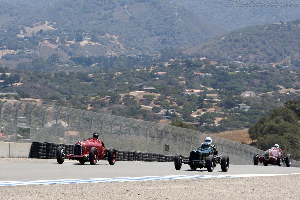 ERA R2A - Chassis: R2A   - 2008 Monterey Historic Automobile Races
