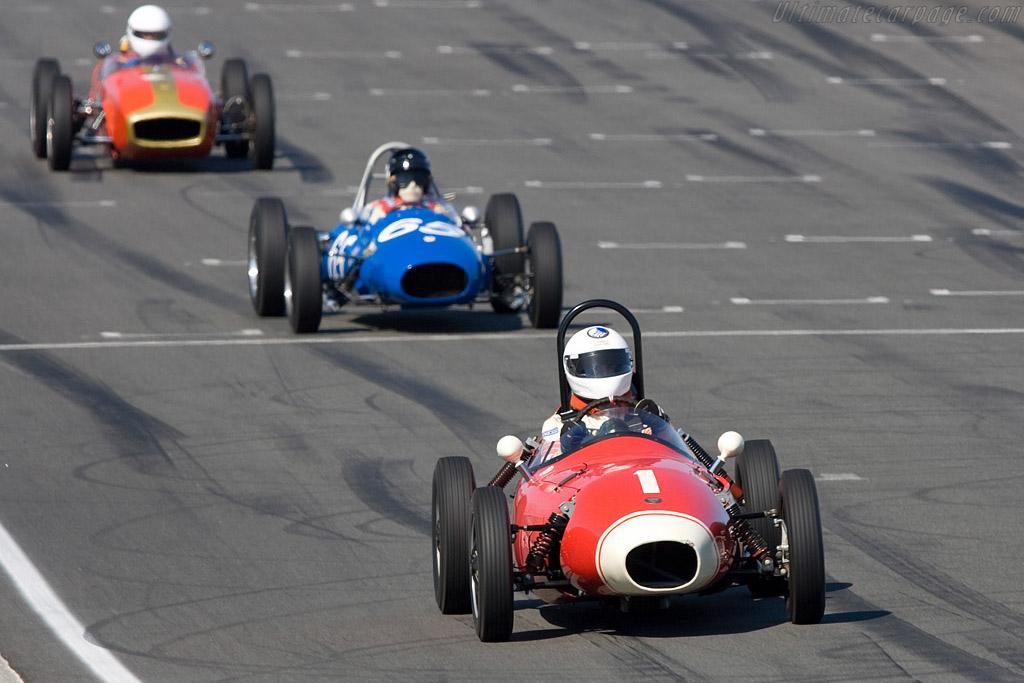 Elva 100    - 2008 Monterey Historic Automobile Races