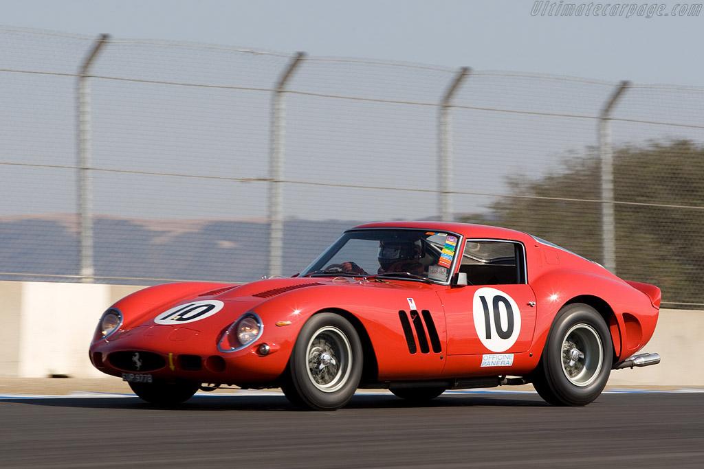 Ferrari 250 GTO - Chassis: 3729GT   - 2008 Monterey Historic Automobile Races