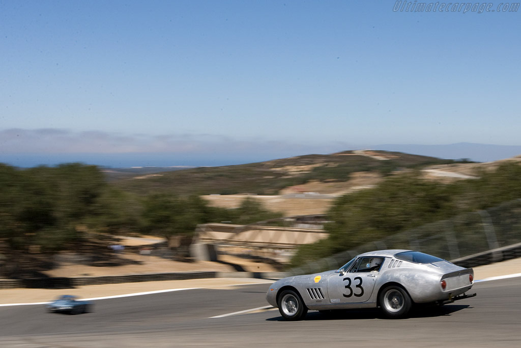 Ferrari 275 GTB - Chassis: 06711  - 2008 Monterey Historic Automobile Races