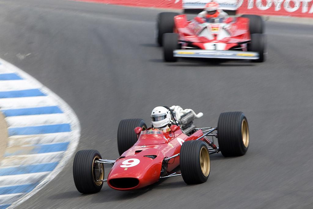 Ferrari 312 F1 - Chassis: 0007   - 2008 Monterey Historic Automobile Races
