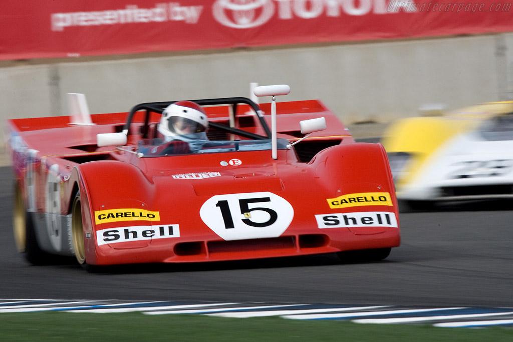 Ferrari 312 PB - Chassis: 0880 - Driver: Ernie Prisbe  - 2008 Monterey Historic Automobile Races