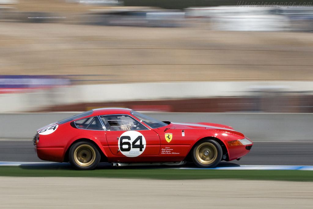 Ferrari 365 GTB/4 Daytona Competizione - Chassis: 14437   - 2008 Monterey Historic Automobile Races