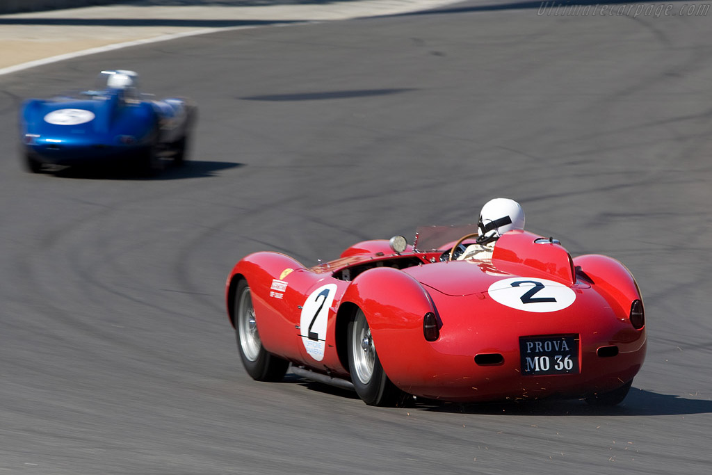 Ferrari 410 MI - Chassis: 0744   - 2008 Monterey Historic Automobile Races