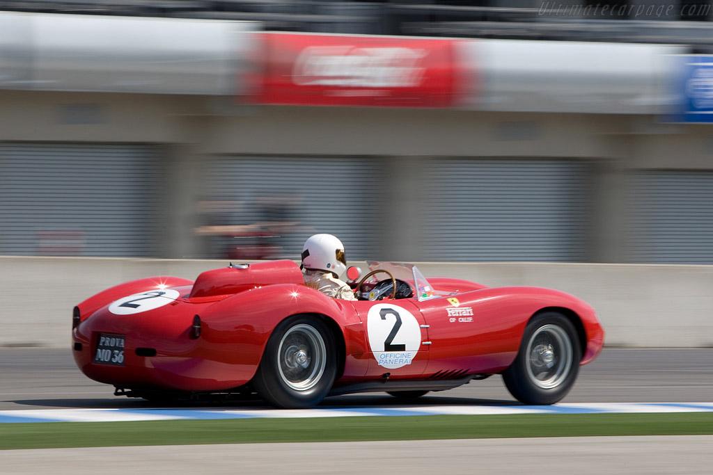 Ferrari 412 MI - Chassis: 0744   - 2008 Monterey Historic Automobile Races