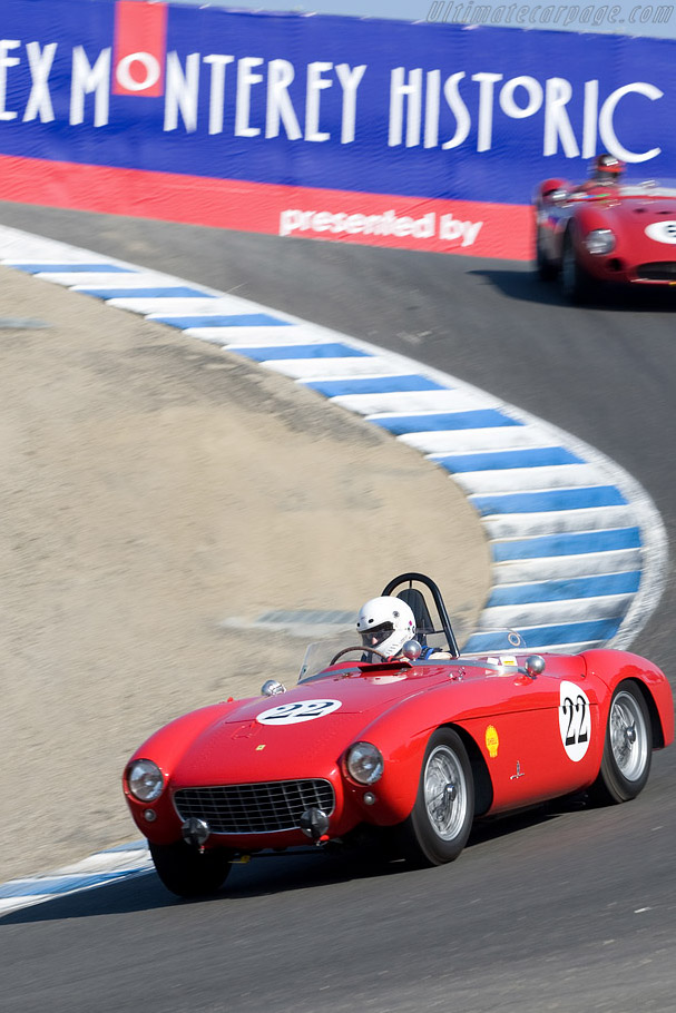 Ferrari 500 Mondial - Chassis: 0408MD   - 2008 Monterey Historic Automobile Races