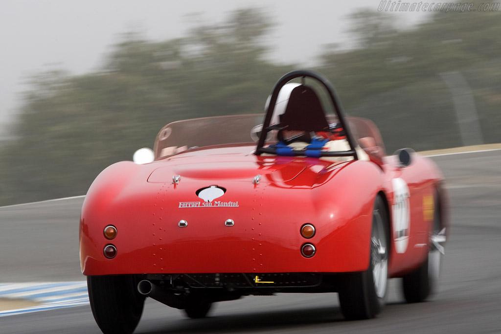 Ferrari 500 Mondial - Chassis: 0408MD   - 2008 Monterey Historic Automobile Races