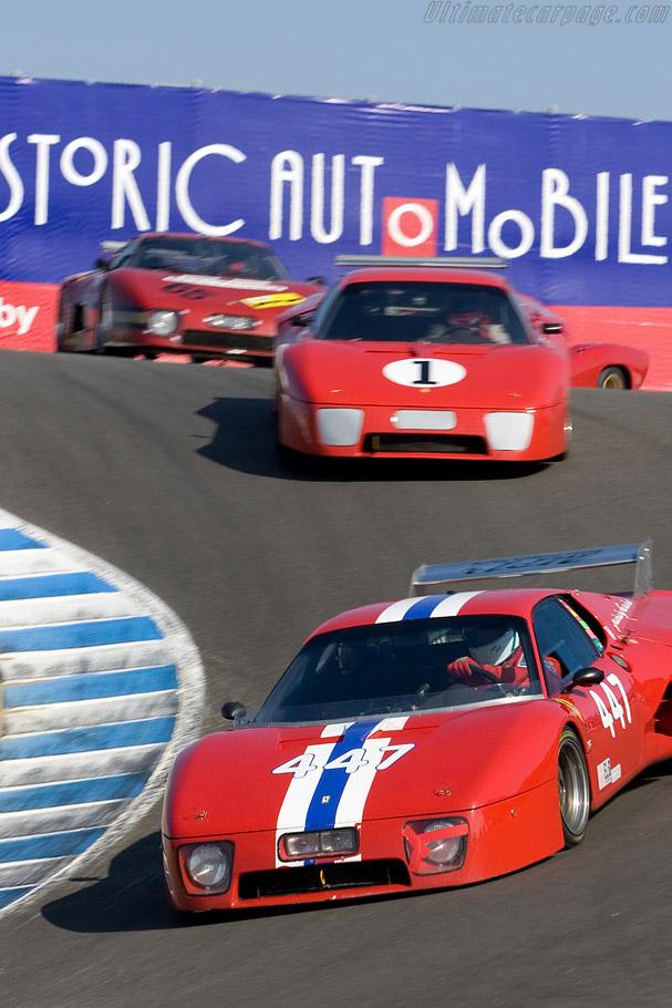 Ferrari 512 BB LM - Chassis: 29509 - Driver: Kurt Schultz  - 2008 Monterey Historic Automobile Races