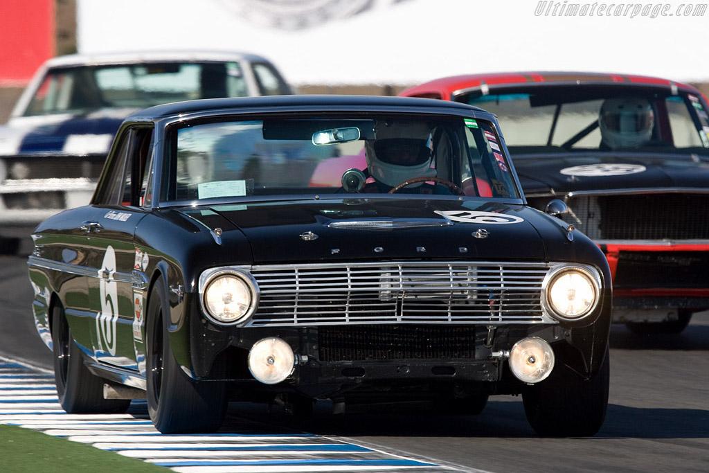 Ford Falcon    - 2008 Monterey Historic Automobile Races