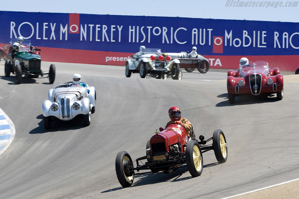 Ford Model T Barber-Warnock    - 2008 Monterey Historic Automobile Races