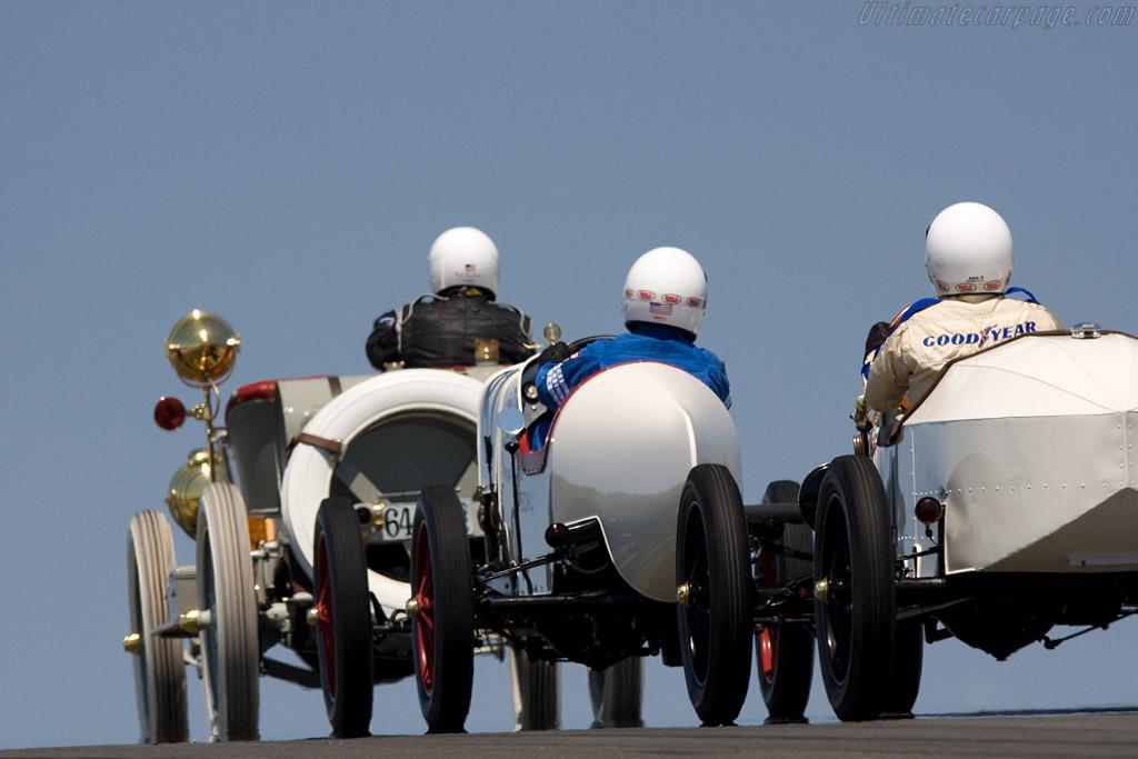 Ford Model T Speedster    - 2008 Monterey Historic Automobile Races