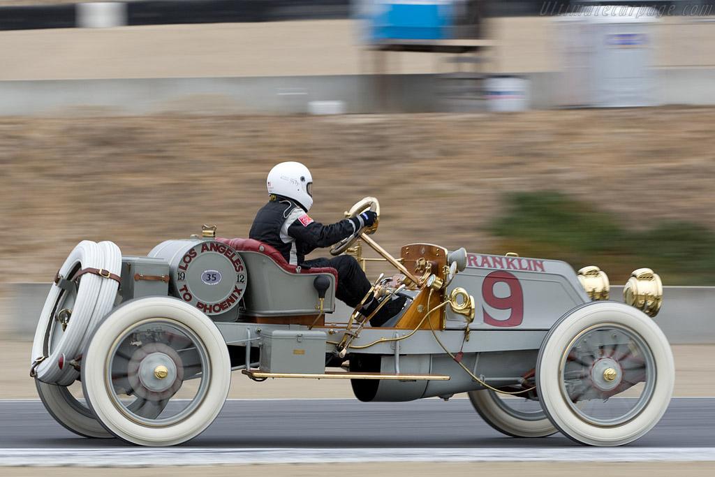 Franklin Model D    - 2008 Monterey Historic Automobile Races