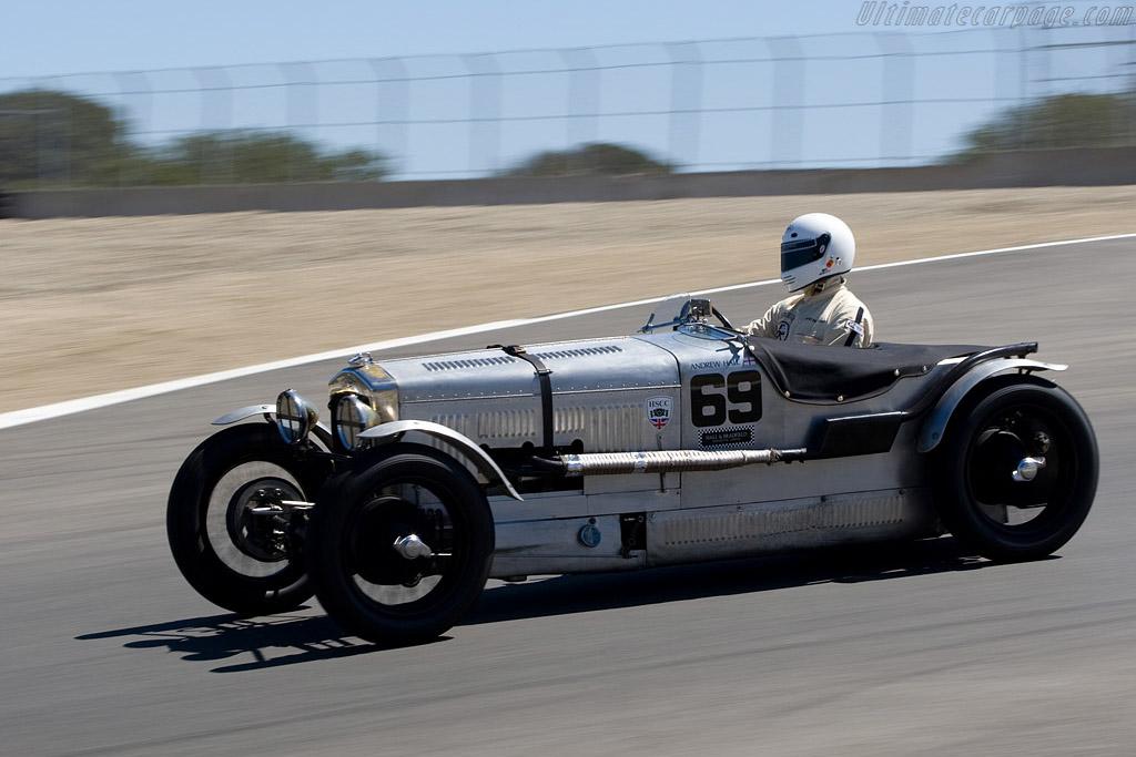 Frazer Nash SS    - 2008 Monterey Historic Automobile Races