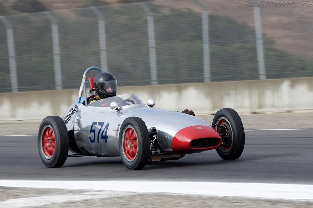 Gemini F-Jr.    - 2008 Monterey Historic Automobile Races