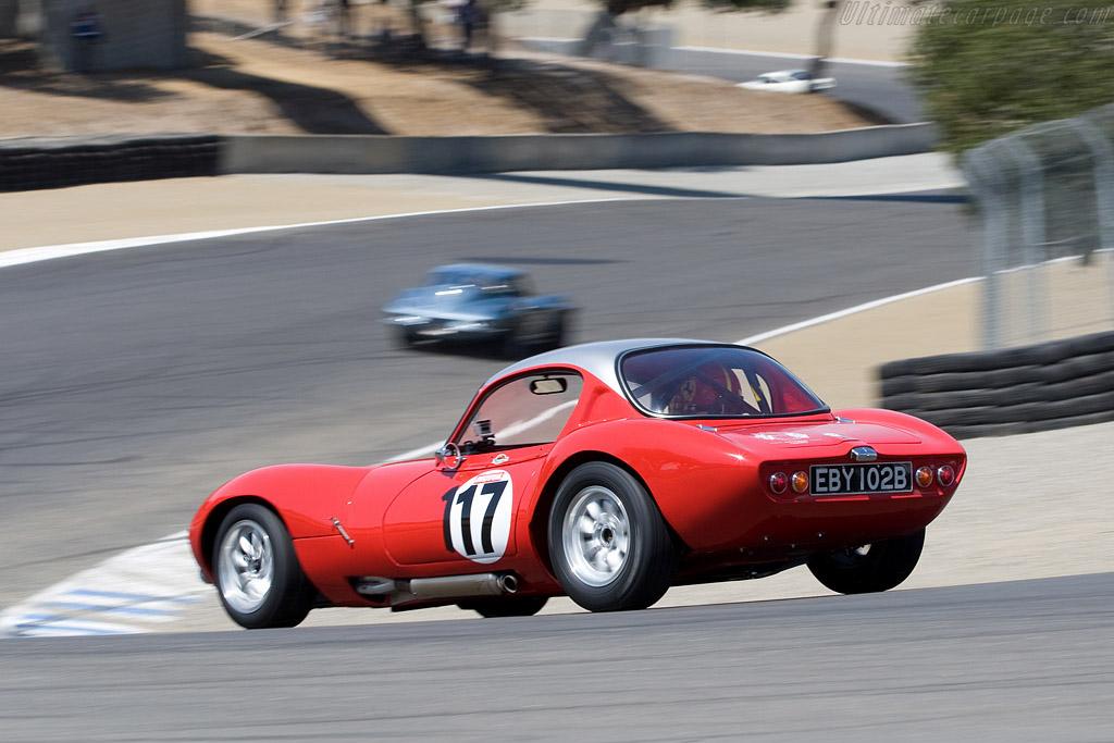 Ginetta G4-R    - 2008 Monterey Historic Automobile Races