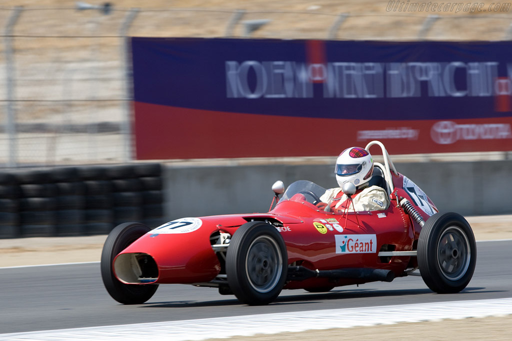 Huffaker Mk1    - 2008 Monterey Historic Automobile Races