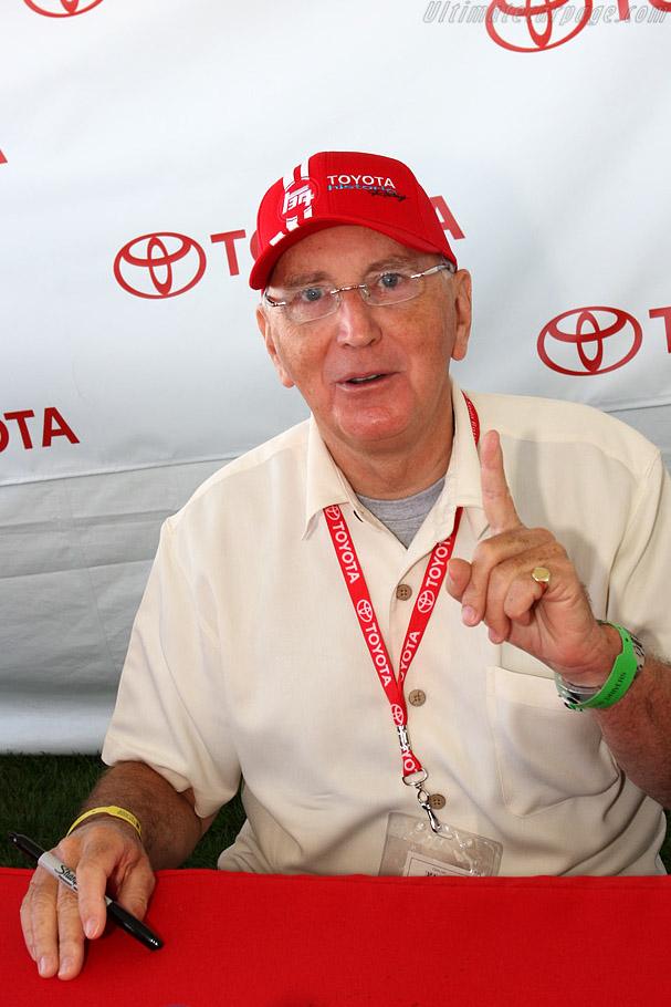 John Watson    - 2008 Monterey Historic Automobile Races
