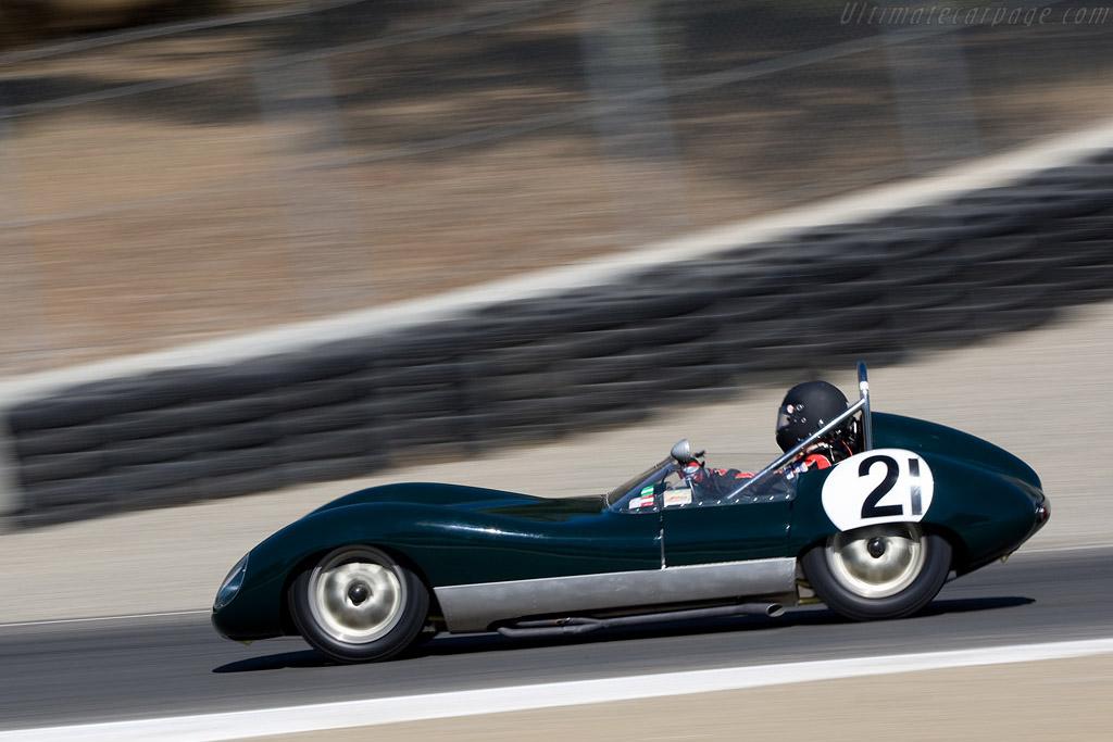 Lola Mk1    - 2008 Monterey Historic Automobile Races