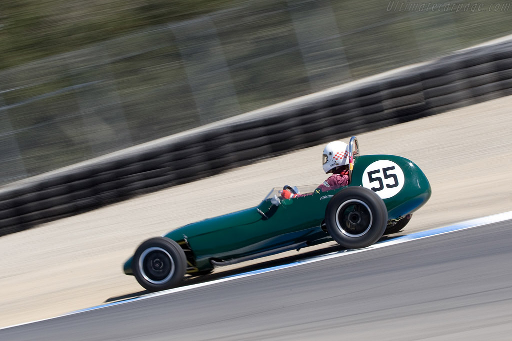 Lola Mk2    - 2008 Monterey Historic Automobile Races