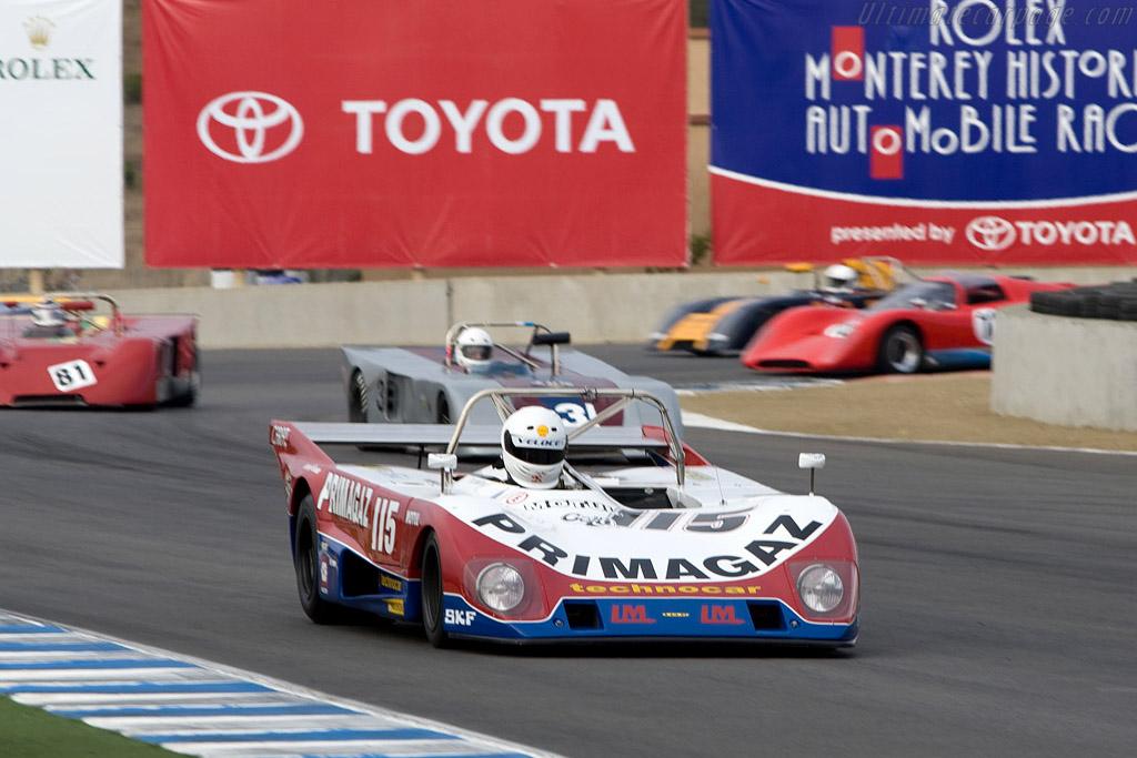Lola T294    - 2008 Monterey Historic Automobile Races