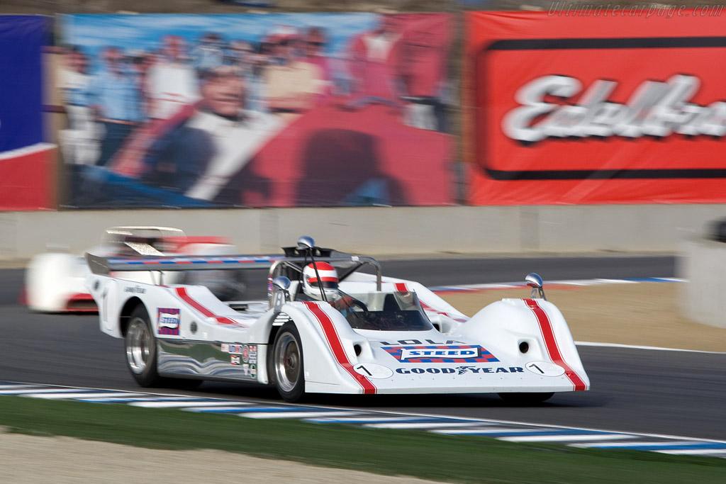 Lola T310 - Chassis: HU01   - 2008 Monterey Historic Automobile Races