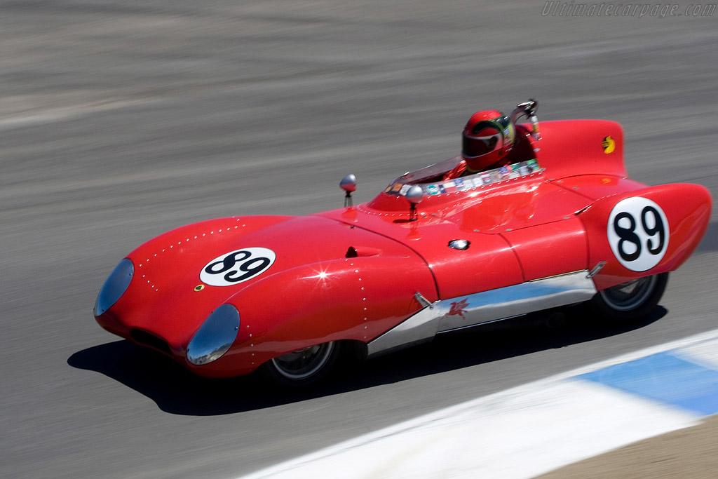 Lotus 11 - Chassis: 259   - 2008 Monterey Historic Automobile Races