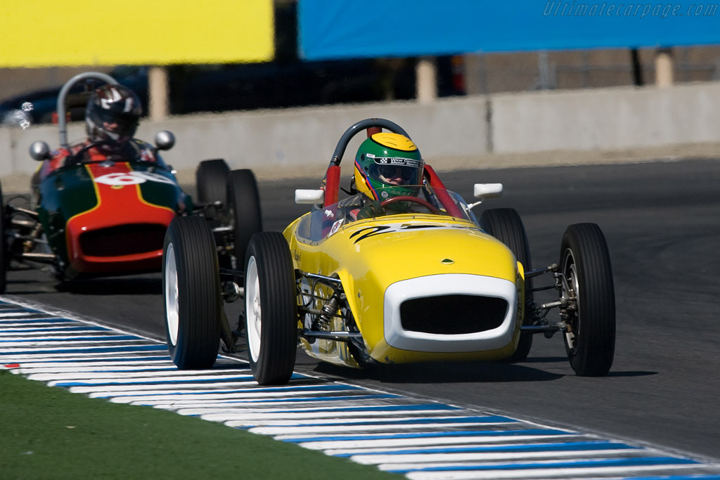 Lotus 18    - 2008 Monterey Historic Automobile Races