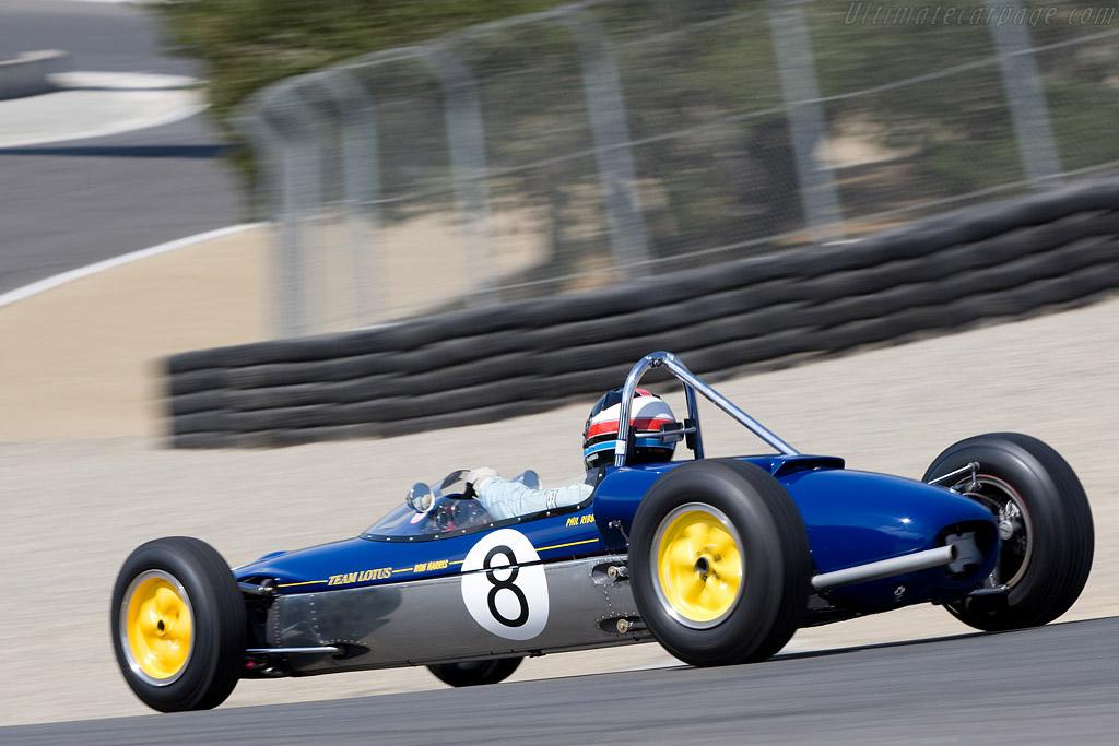 Lotus 27    - 2008 Monterey Historic Automobile Races