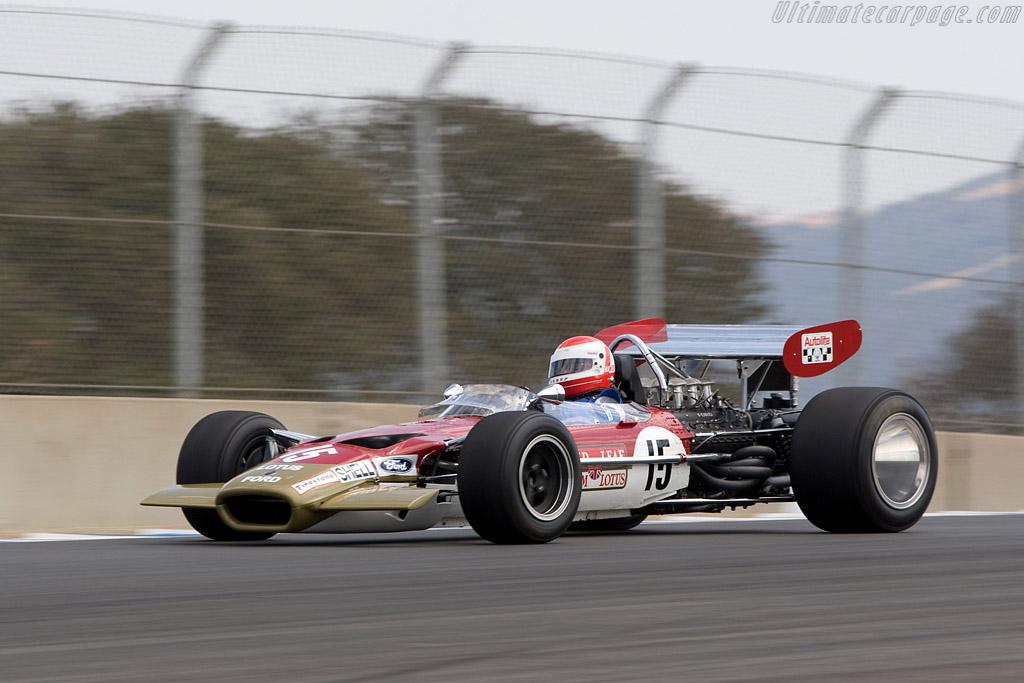 Lotus 49B - Chassis: R11   - 2008 Monterey Historic Automobile Races