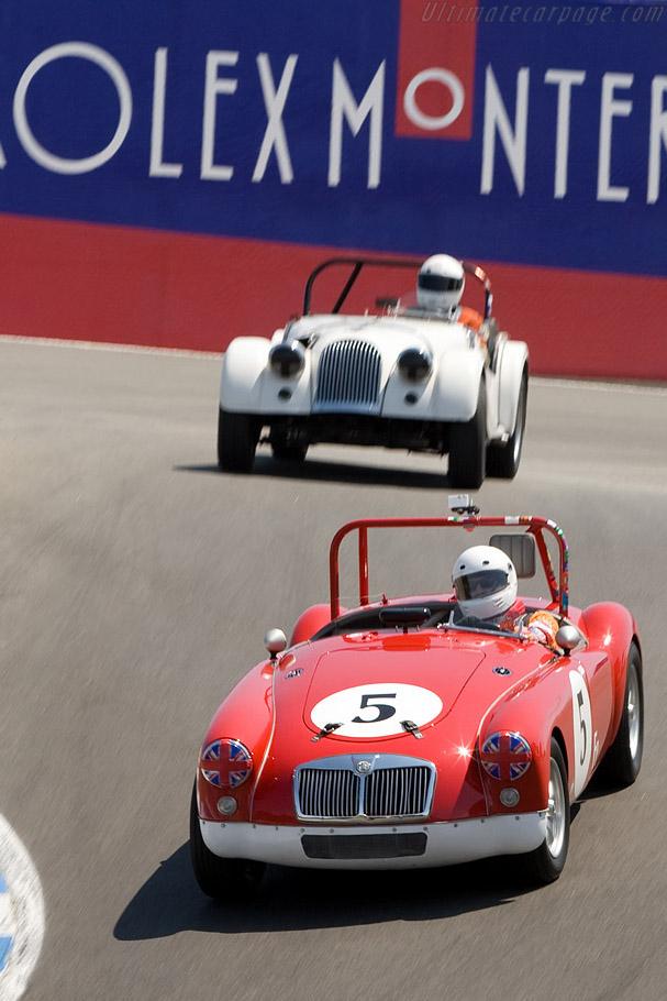 MGA    - 2008 Monterey Historic Automobile Races