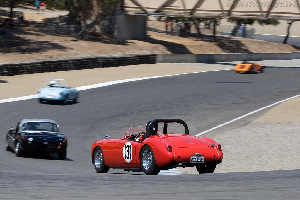 MGA Twin Cam    - 2008 Monterey Historic Automobile Races