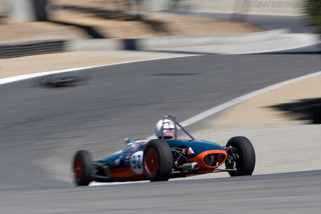 MRC 22    - 2008 Monterey Historic Automobile Races