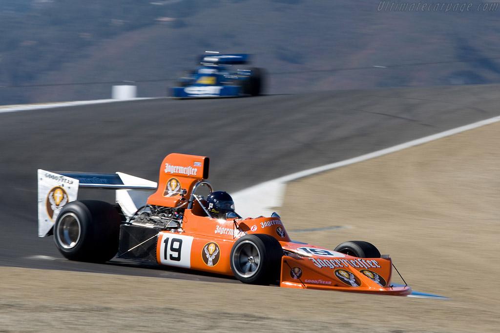 March 741    - 2008 Monterey Historic Automobile Races