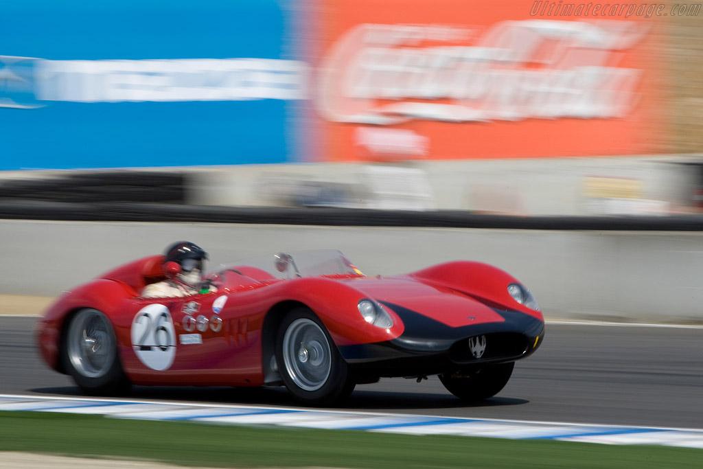 Maserati 200SI    - 2008 Monterey Historic Automobile Races