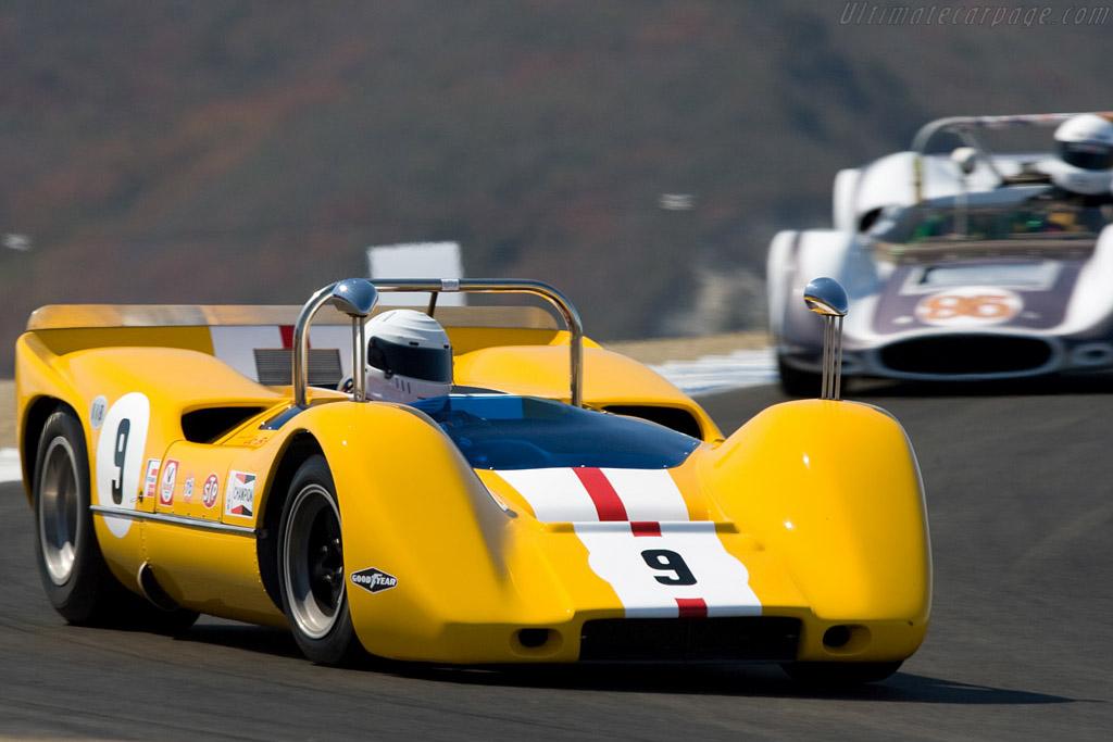 McLaren M6B - Chassis: 50-15   - 2008 Monterey Historic Automobile Races